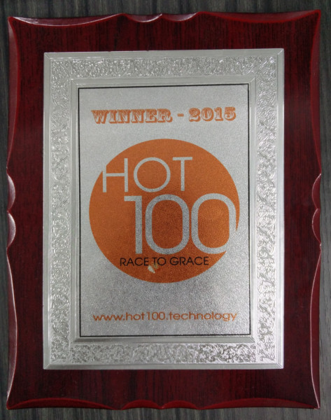 HOT 100 Technology Startup in India